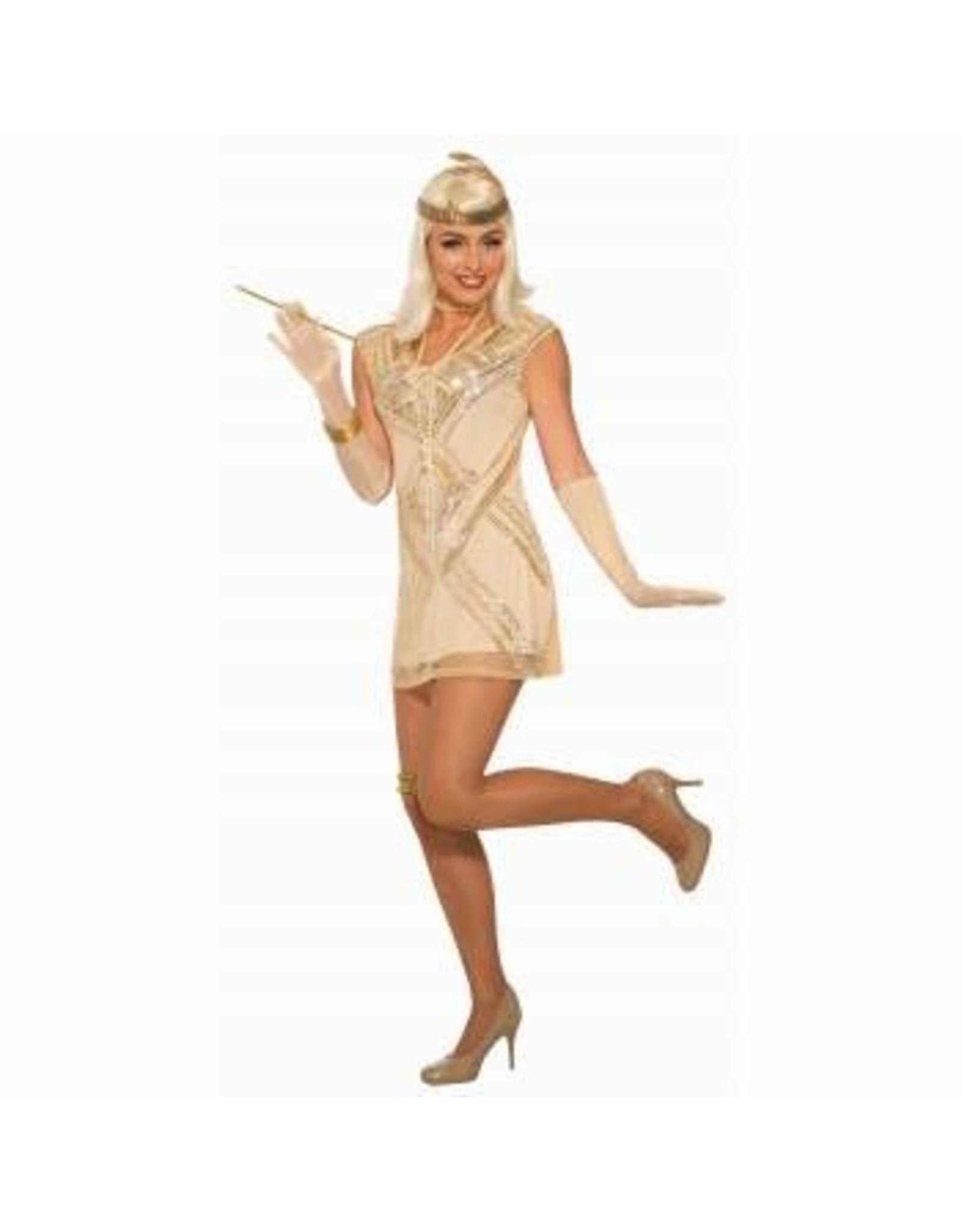 Forum Novelties Inc. Beaded Flapper Dress