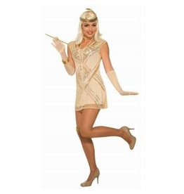 Forum Novelties Inc. Beaded Flapper Dress