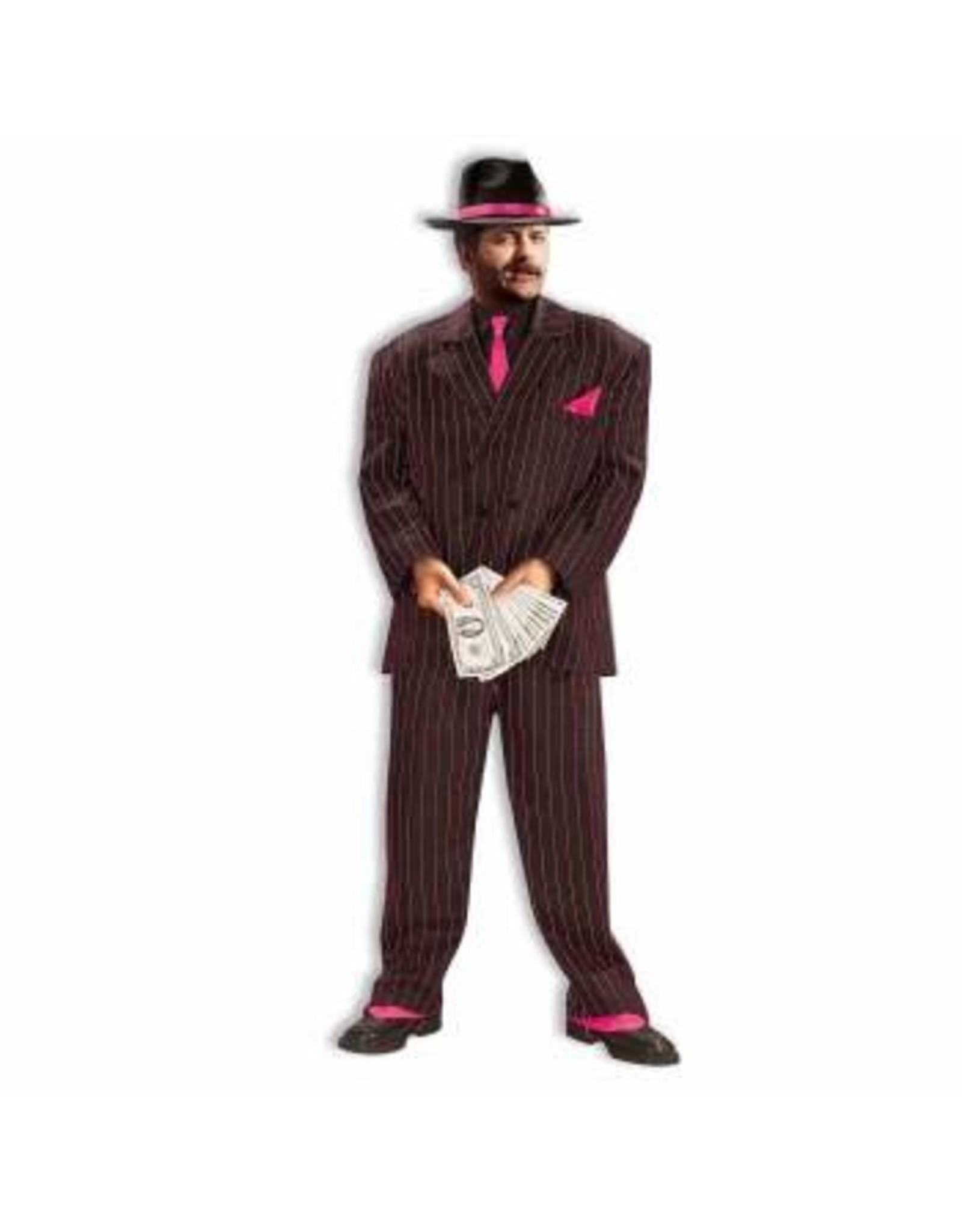 Forum Novelties Inc. Jazzy Pink Gangster Suit