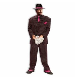 Forum Novelties Inc. Jazzy Pink Gangster Suit