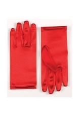 Forum Novelties Inc. Short Satin Gloves