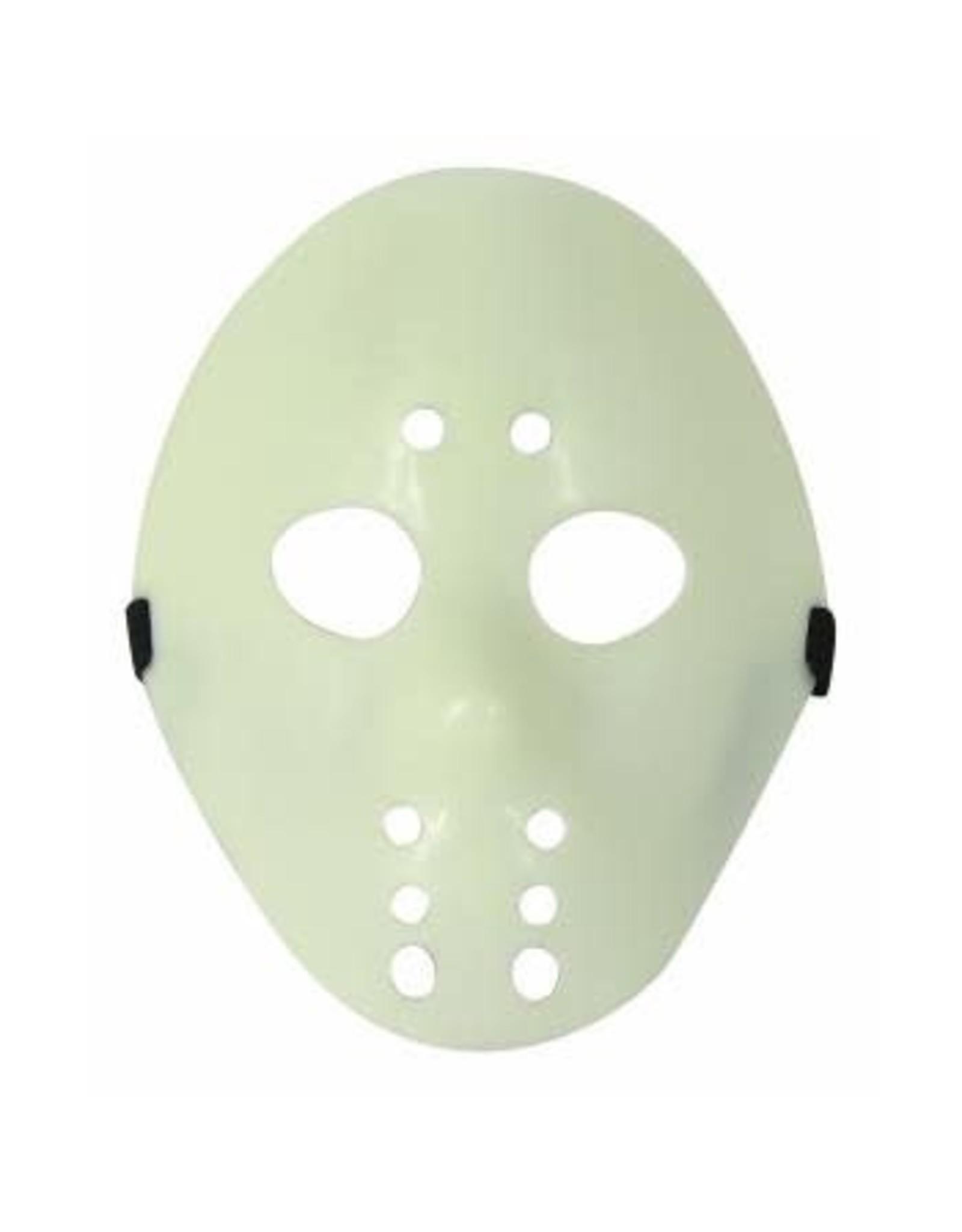 Forum Novelties Inc. Glow In The Dark Hockey Mask