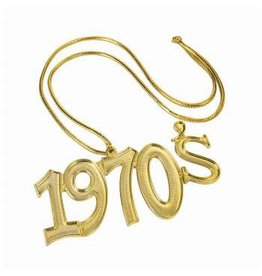 Forum Novelties Inc. 1970's Necklace