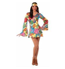 Forum Novelties Inc. Groovy Go-Go Dress
