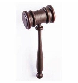 Forum Novelties Inc. Judge Gavel