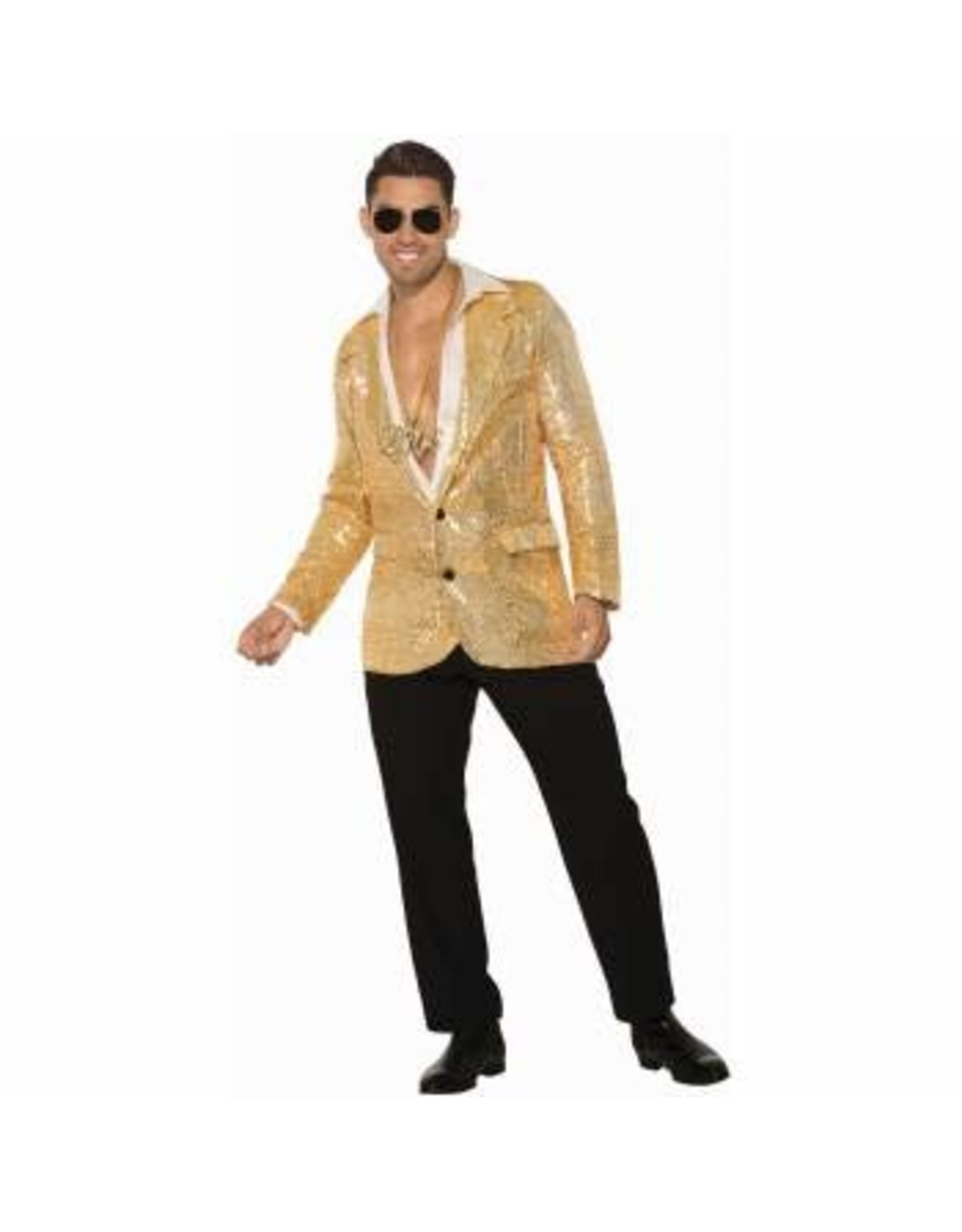 Forum Novelties Inc. Disco Sequin Blazer