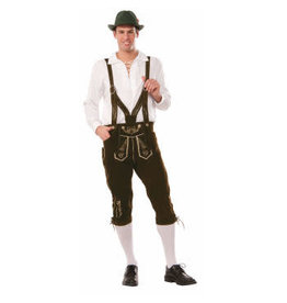 Forum Novelties Inc. Deluxe Lederhosen