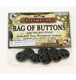 Forum Novelties Inc. Steampunk Buttons