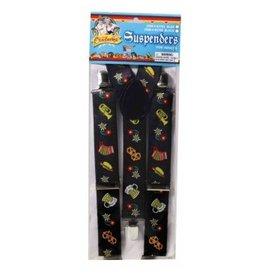 Forum Novelties Inc. Oktoberfest Suspenders