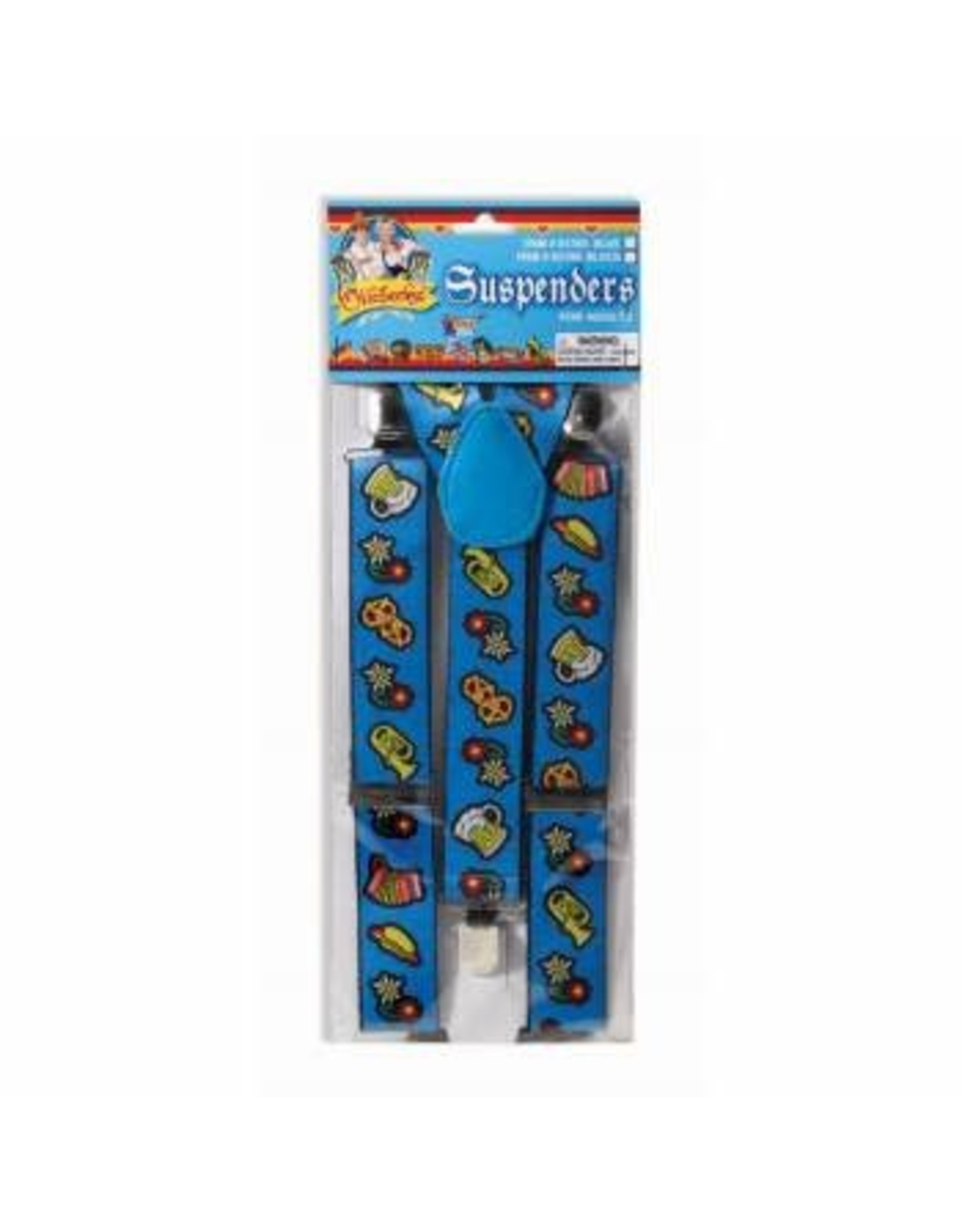 Forum Novelties Inc. Oktoberfest Suspenders