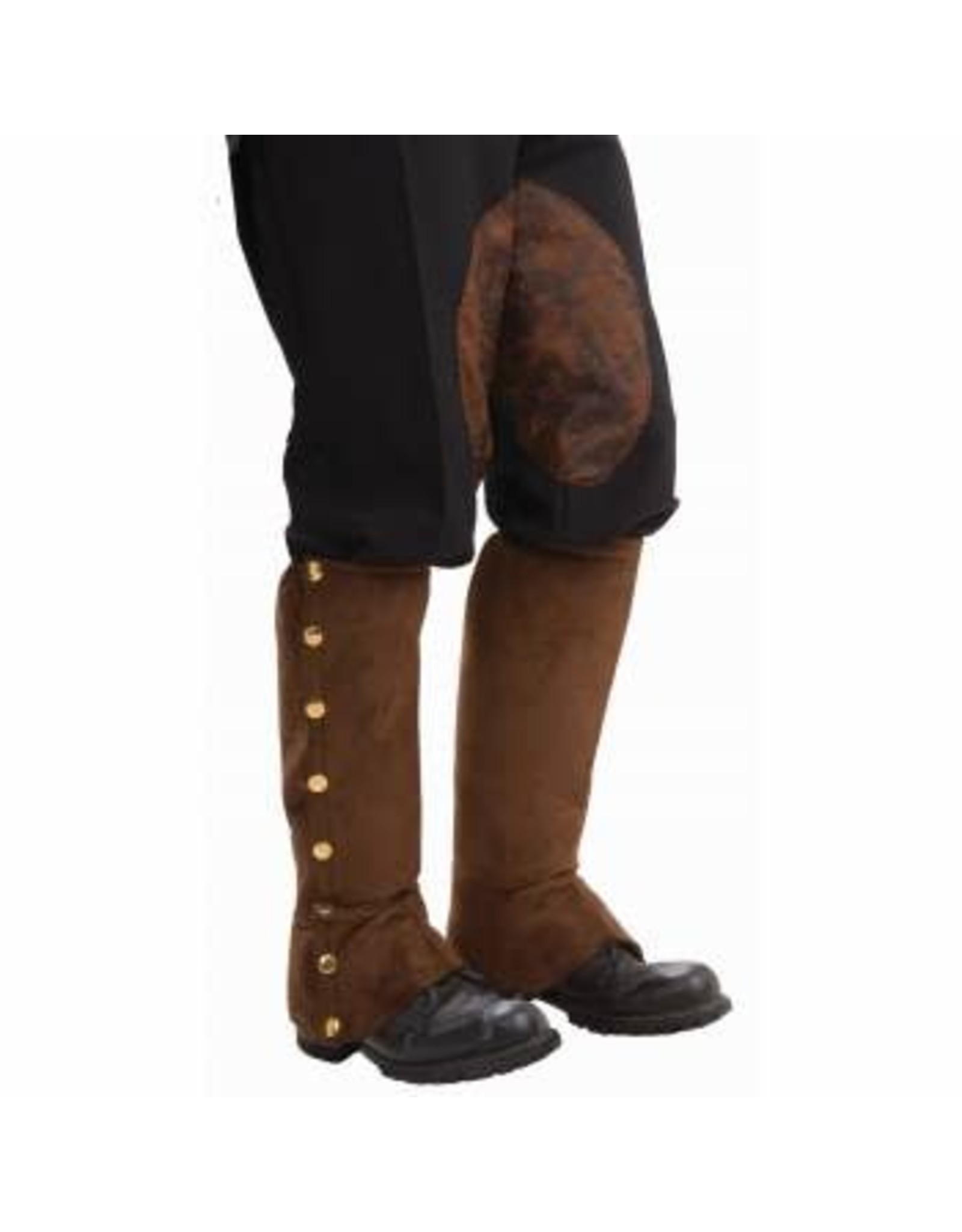 Forum Novelties Inc. Steampunk Suede Spats