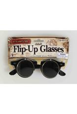 Forum Novelties Inc. Steampunk Flip-Up Glasses