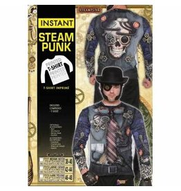 Forum Novelties Inc. Instant Steampunk Shirt