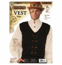 Forum Novelties Inc. Steampunk Vest