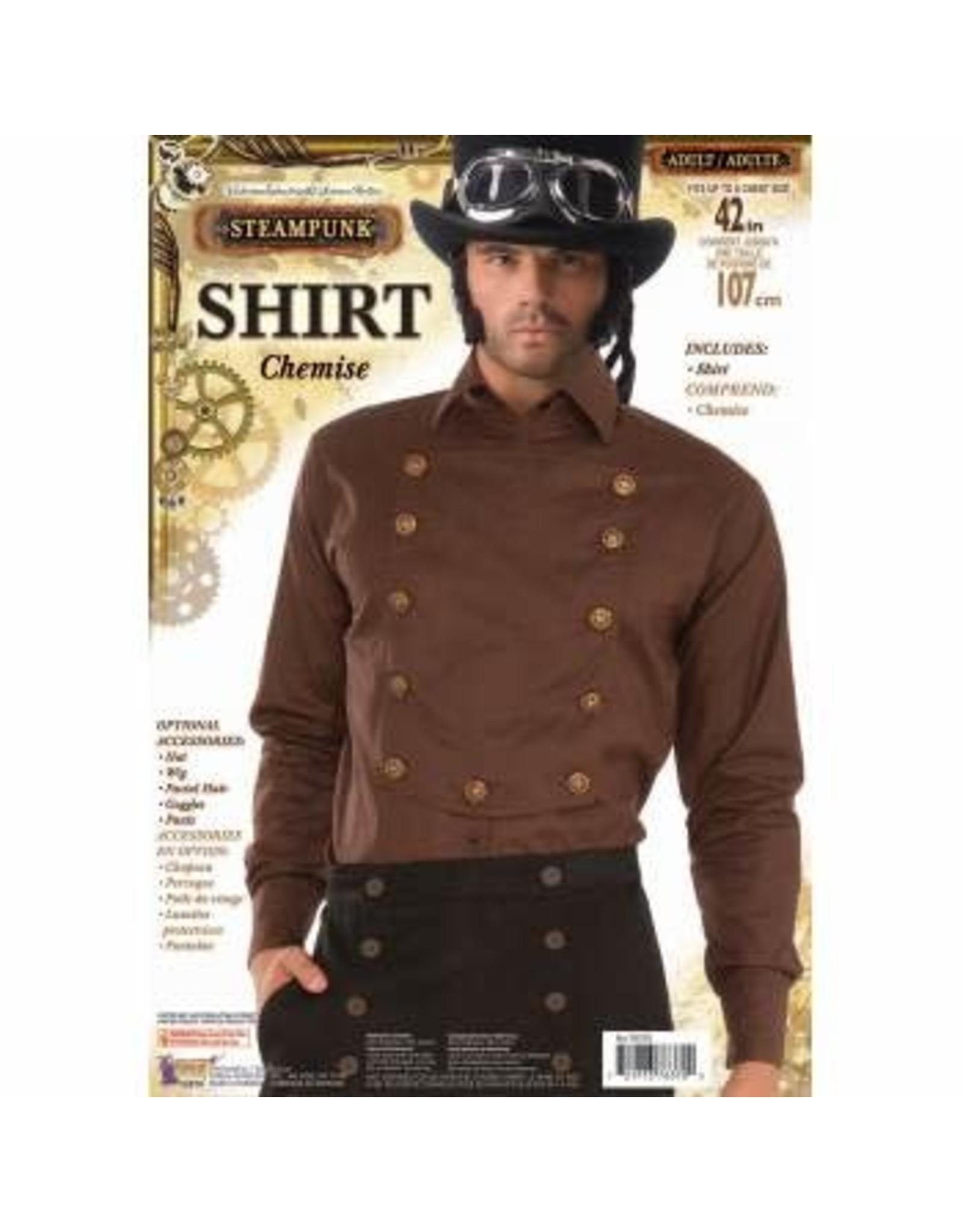 Forum Novelties Inc. Steampunk Shirt