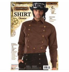 Forum Novelties Inc. Steampunk Shirt