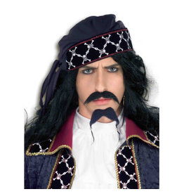 Forum Novelties Inc. Pirate Beard with Moustache