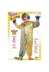 Forum Novelties Inc. Spots the Clown