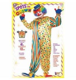 Forum Novelties Inc. Spots the Clown