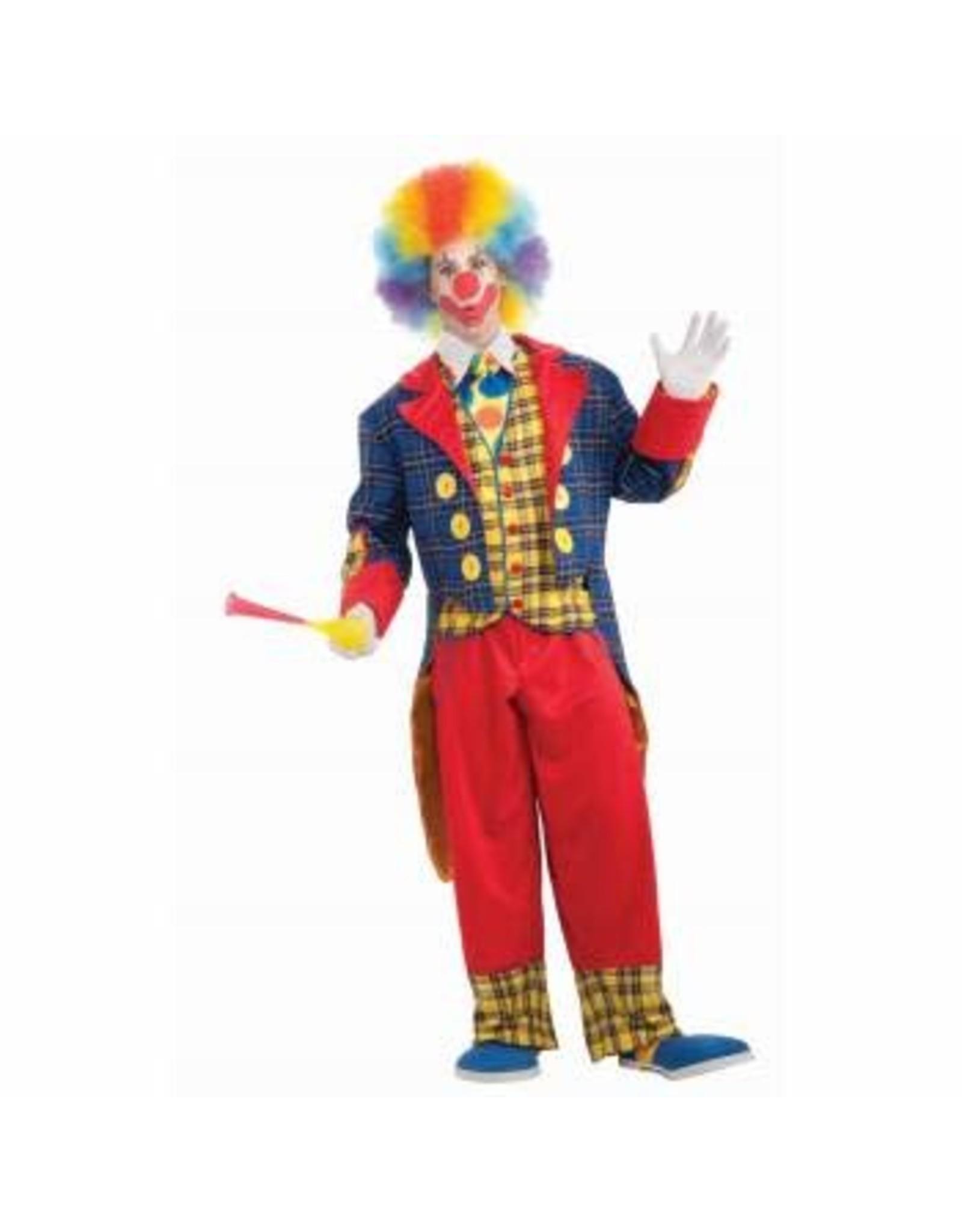 Forum Novelties Inc. Checkers the Clown