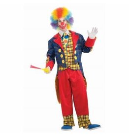 Forum Novelties Inc. Checkers the Clown