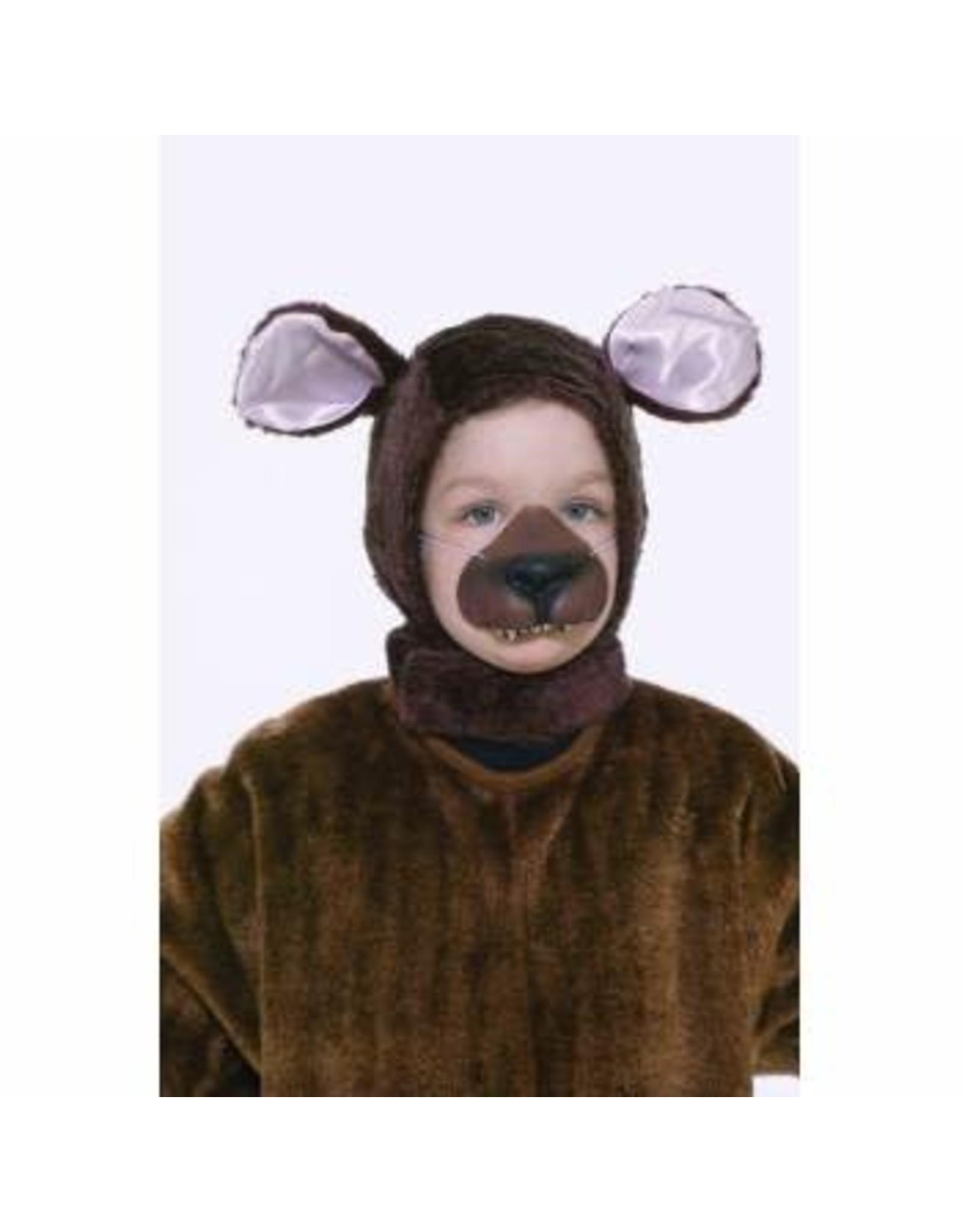 Forum Novelties Inc. Child Bear Hood and Nose