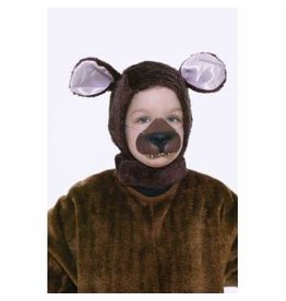 Forum Novelties Inc. Child Bear Hood and Nose