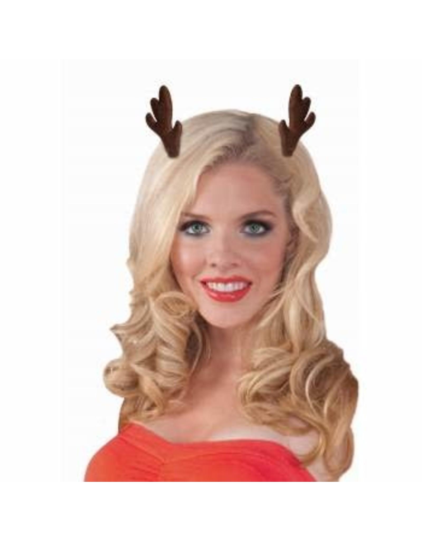 Forum Novelties Inc. Antler Hair Clips