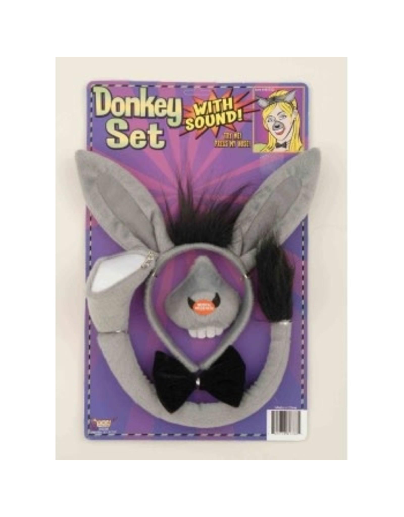 Forum Novelties Inc. Donkey Set with Sound