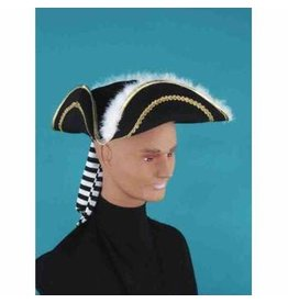 Forum Novelties Inc. Captain Cook Pirate Hat