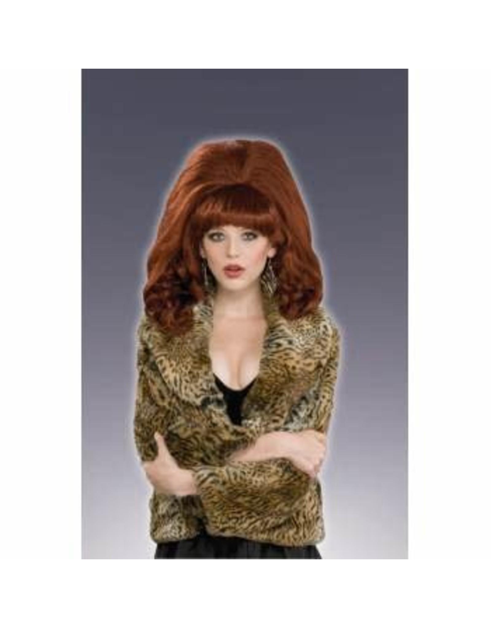 Forum Novelties Inc. Big Red Wig