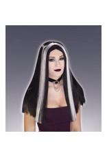 Forum Novelties Inc. Long Streaked Wig