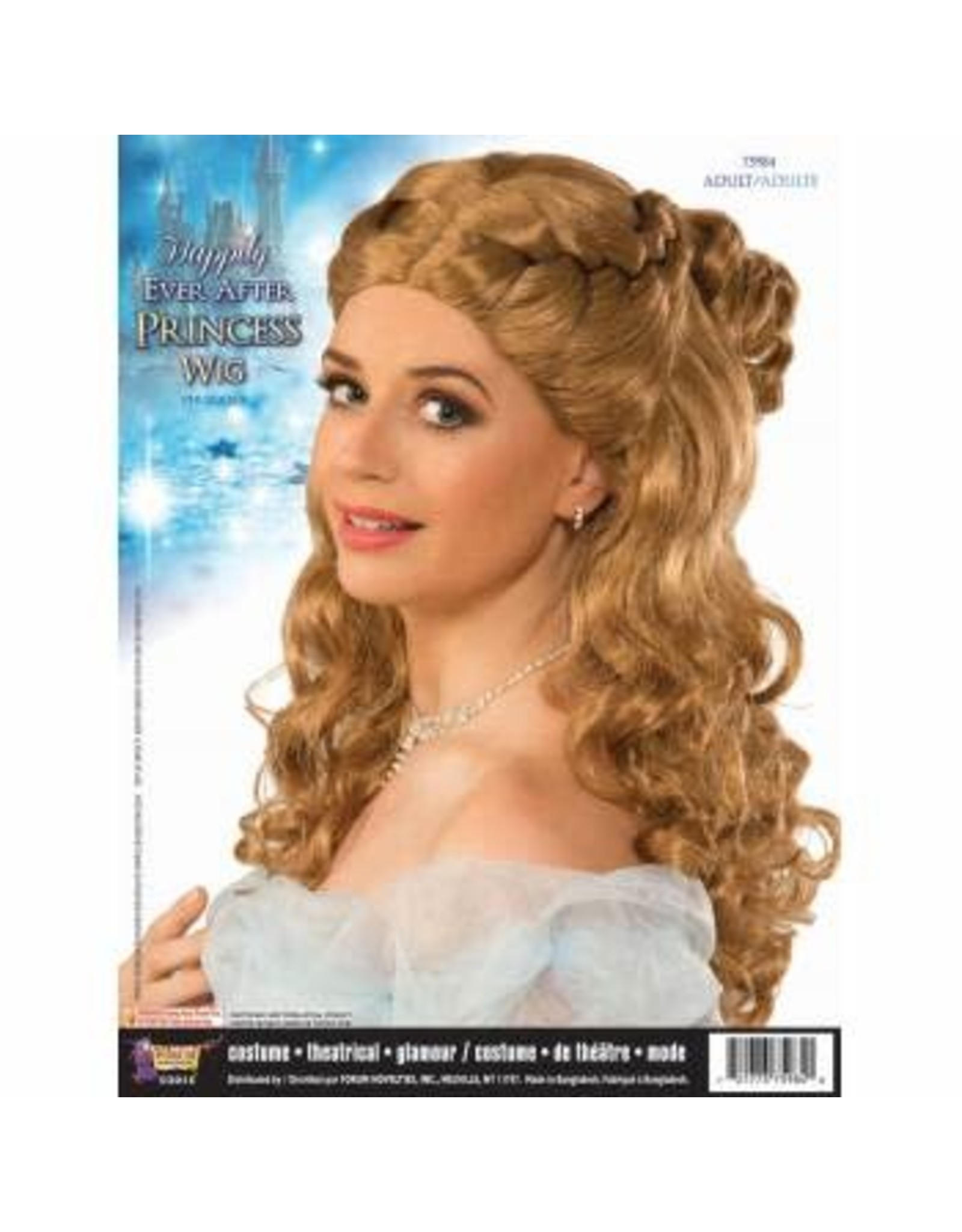 Forum Novelties Inc. Happily Ever After Princess Wig