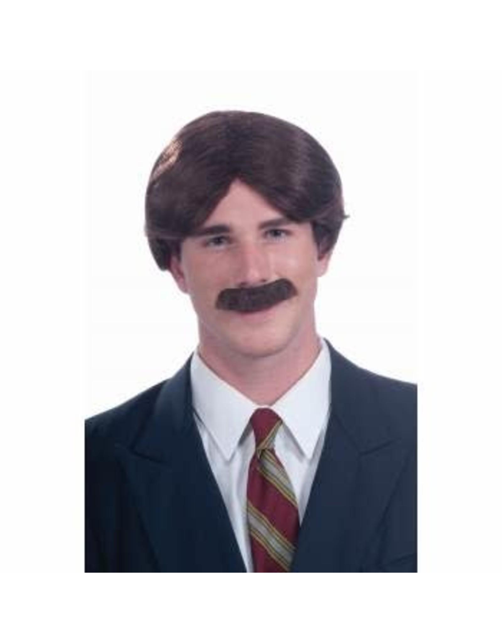 Forum Novelties Inc. Mr. 70's Wig and Moustache