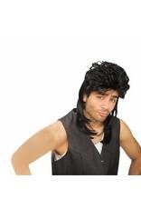 Forum Novelties Inc. Mullet Wig