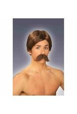Forum Novelties Inc. Burt Wig and Moustache