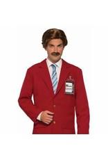 Forum Novelties Inc. Anchorman Wig and Moustache