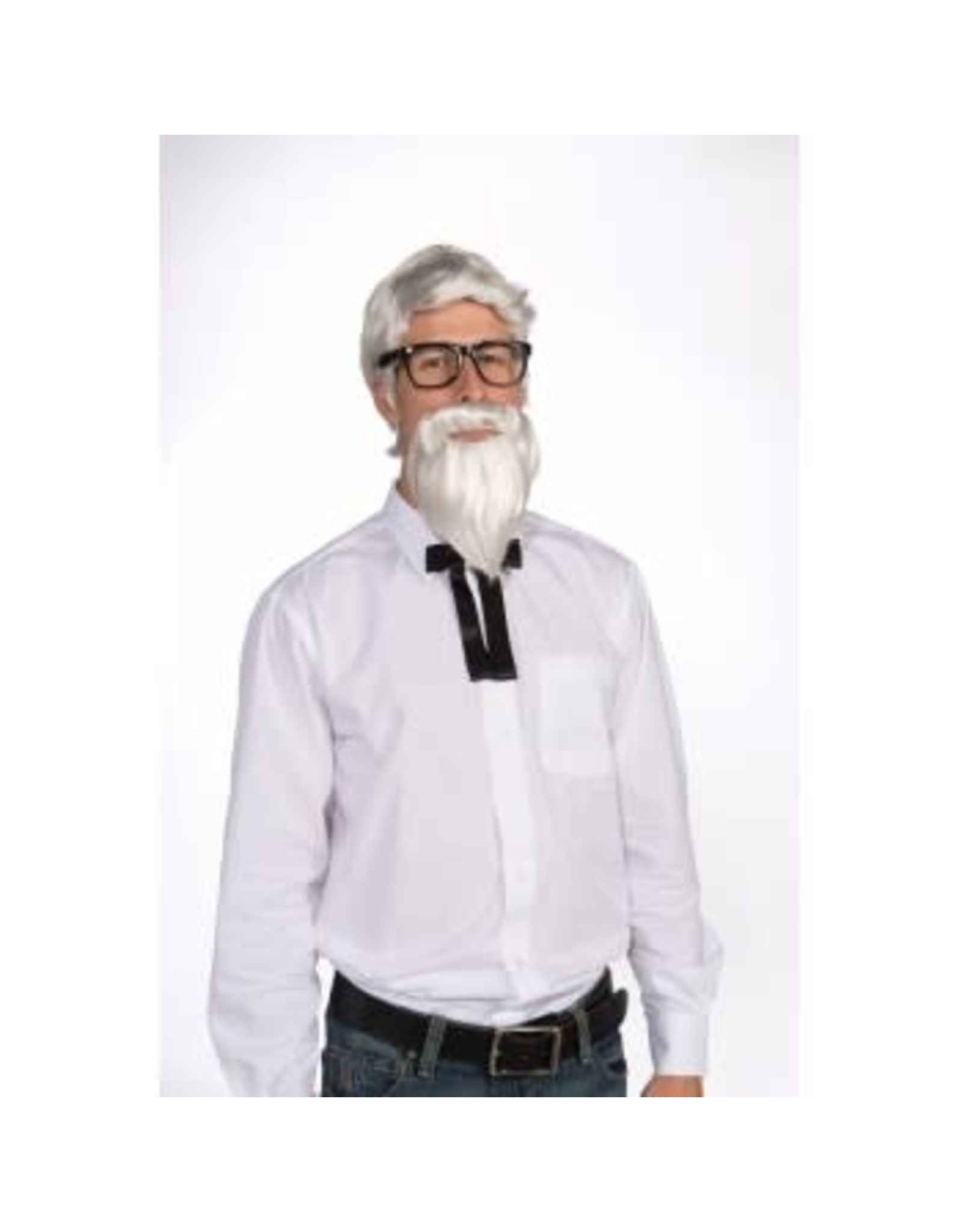Forum Novelties Inc. Southern Colonel Wig and Beard