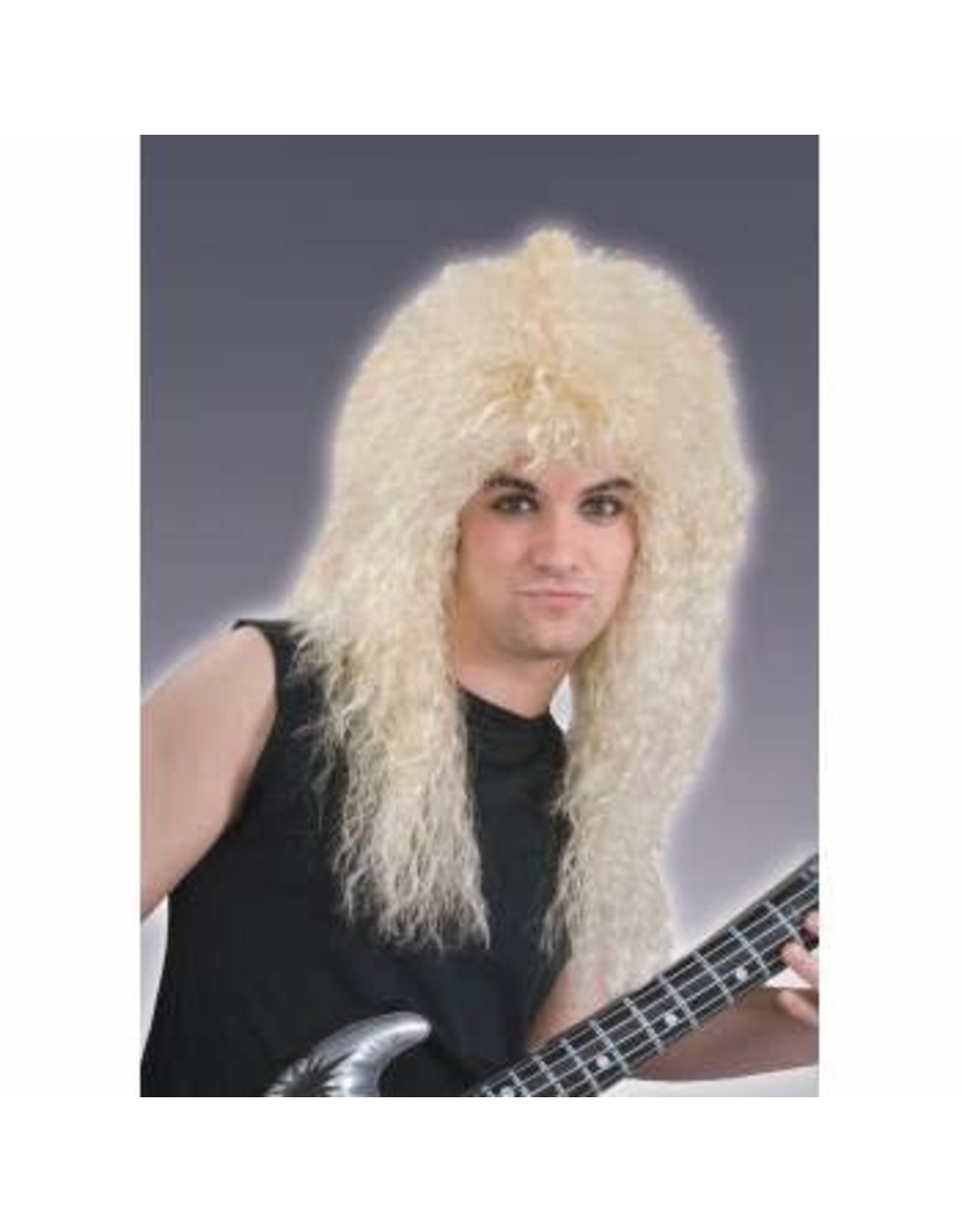 Forum Novelties Inc. 80's Rock Star Wig