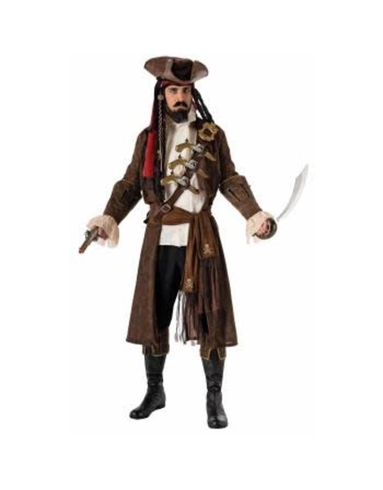 Forum Novelties Inc. Brown Pirate Wrist Cuffs