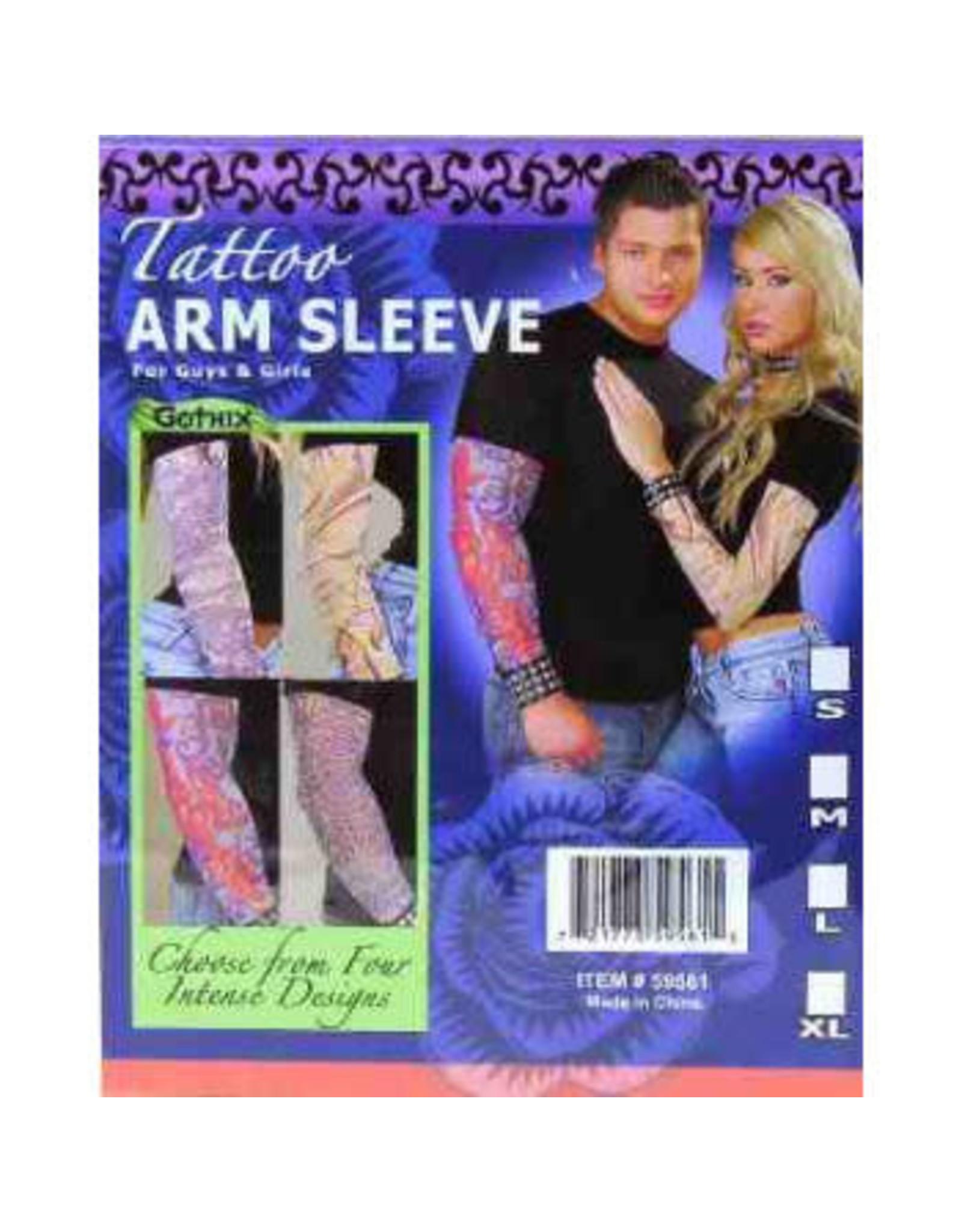 Forum Novelties Inc. Tattoo Arm Sleeve