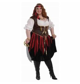 Forum Novelties Inc. Pirate Lady - XXX Large