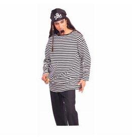 Forum Novelties Inc. Striped Shirt