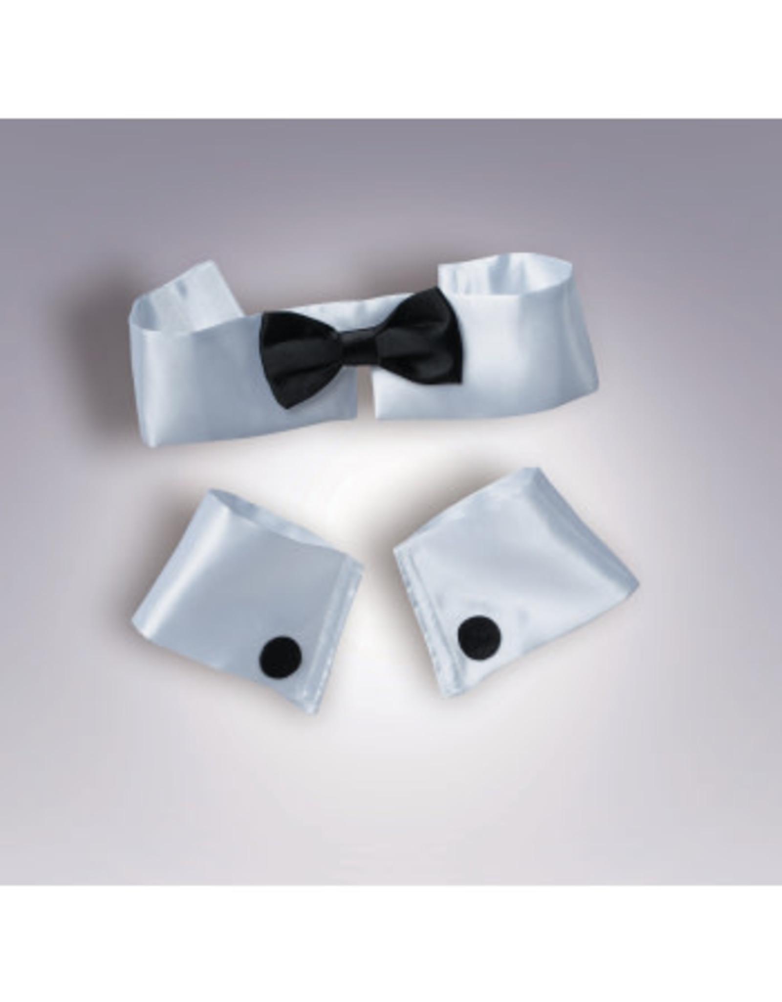 Forum Novelties Inc. Collar Tie and Cuff Set