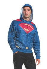 Rubies Costume Superman Hoodie - Batman V Superman