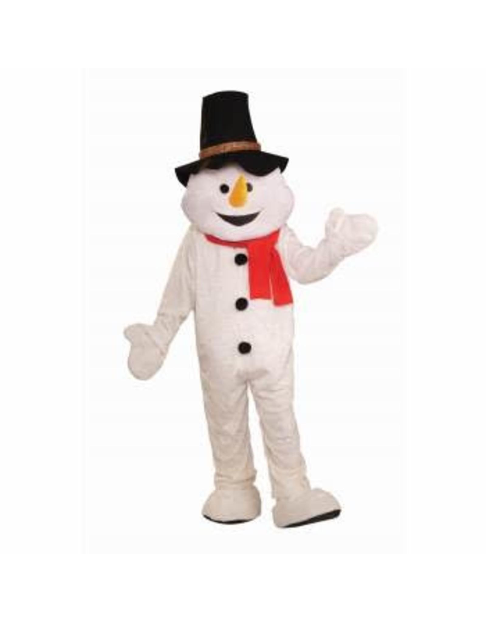 Forum Novelties Inc. Deluxe Snowman Mascot