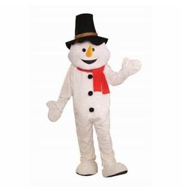 Forum Novelties Inc. Deluxe Snowman Mascot