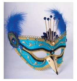 Forum Novelties Inc. Peacock Mask
