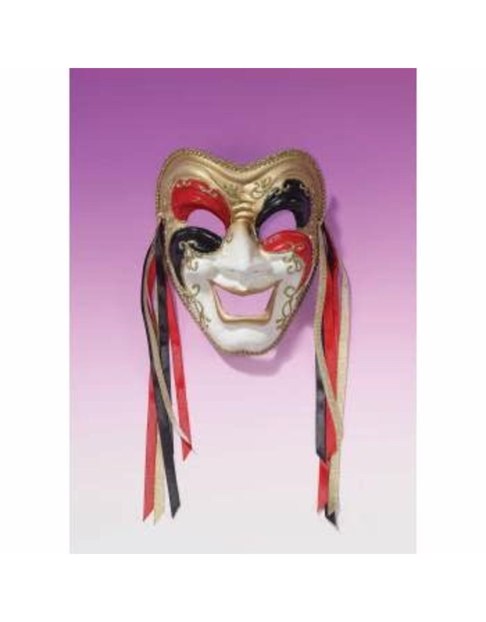 Forum Novelties Inc. Comedy/Tragedy Mask