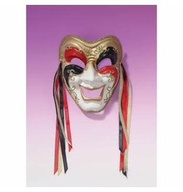 Forum Novelties Inc. Comedy/Tragedy Mask